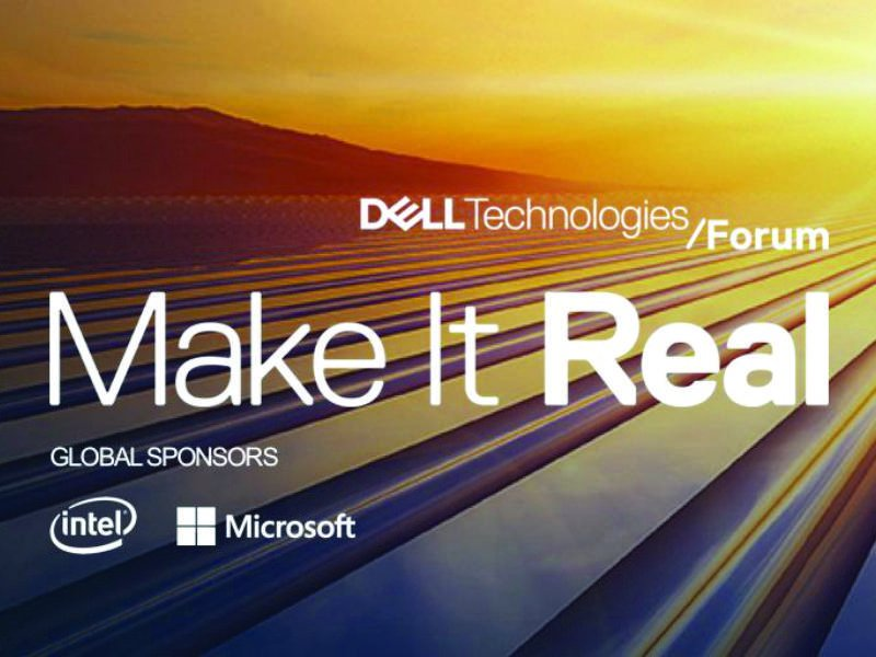 The Dell Technologies forum sponsored by Gulfstream Distribution was held.