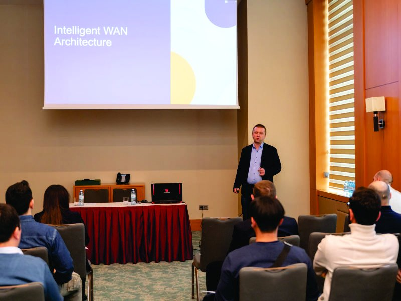 "Joint event held by Gulfstream Distribution and Cisco ""Cisco IWAN and SD-WAN Day"" was held."