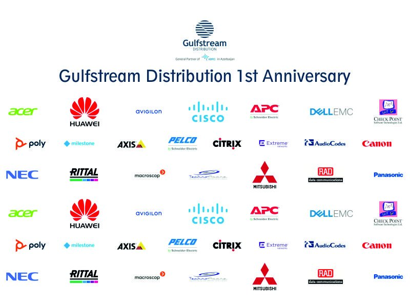 Gulfstream Distribution Annual Event