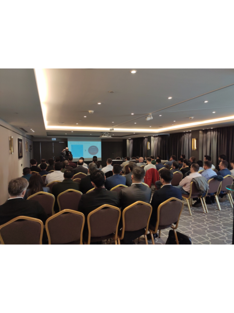 Joint workshop conducted by Gulfstream Distribution and Cisco